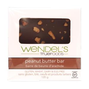 peanut butter bar