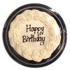 vanilla buttercream birthday cake